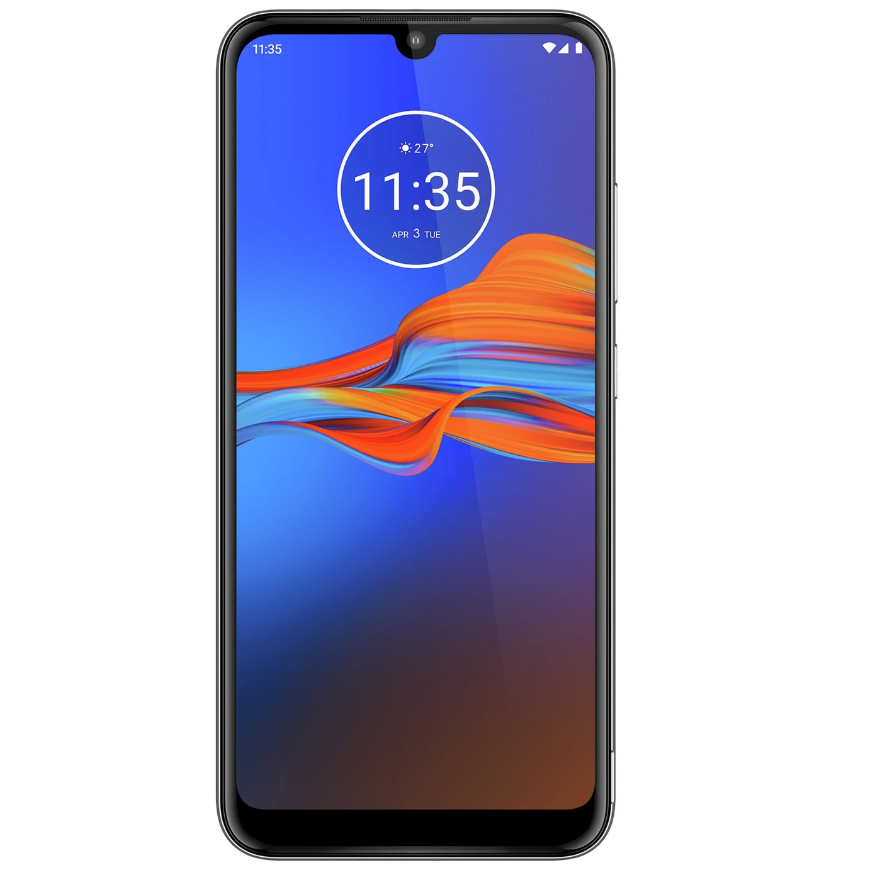 SIM Free Motorola E6 Plus 32GB Mobile Phone - Grey