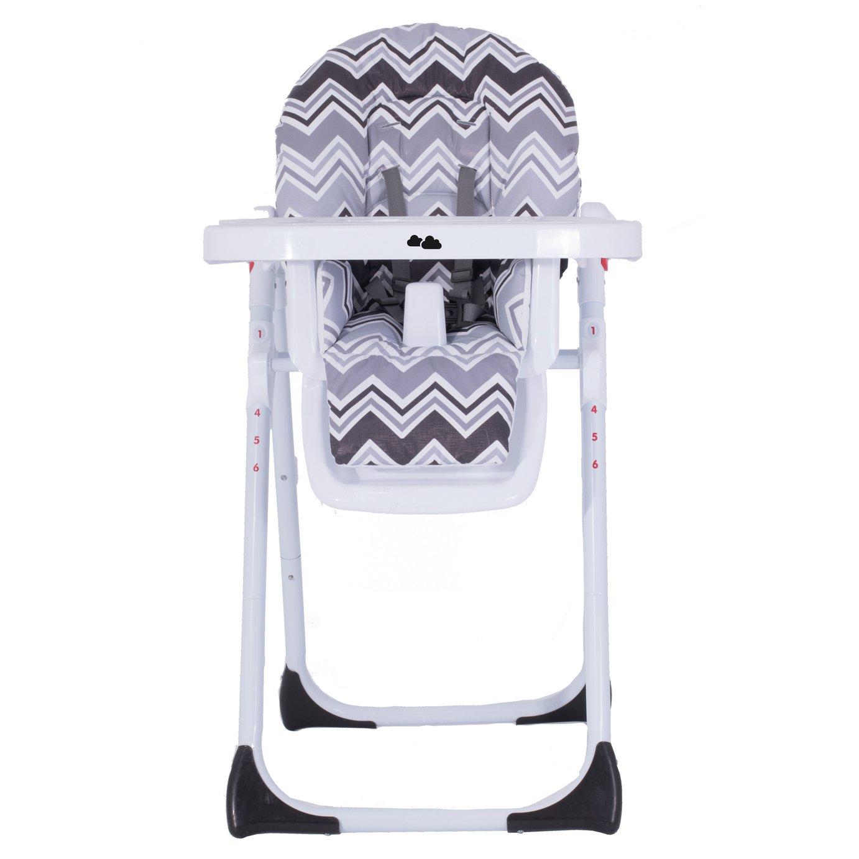 My Babiie Sam Faiers Highchair - Charcoal