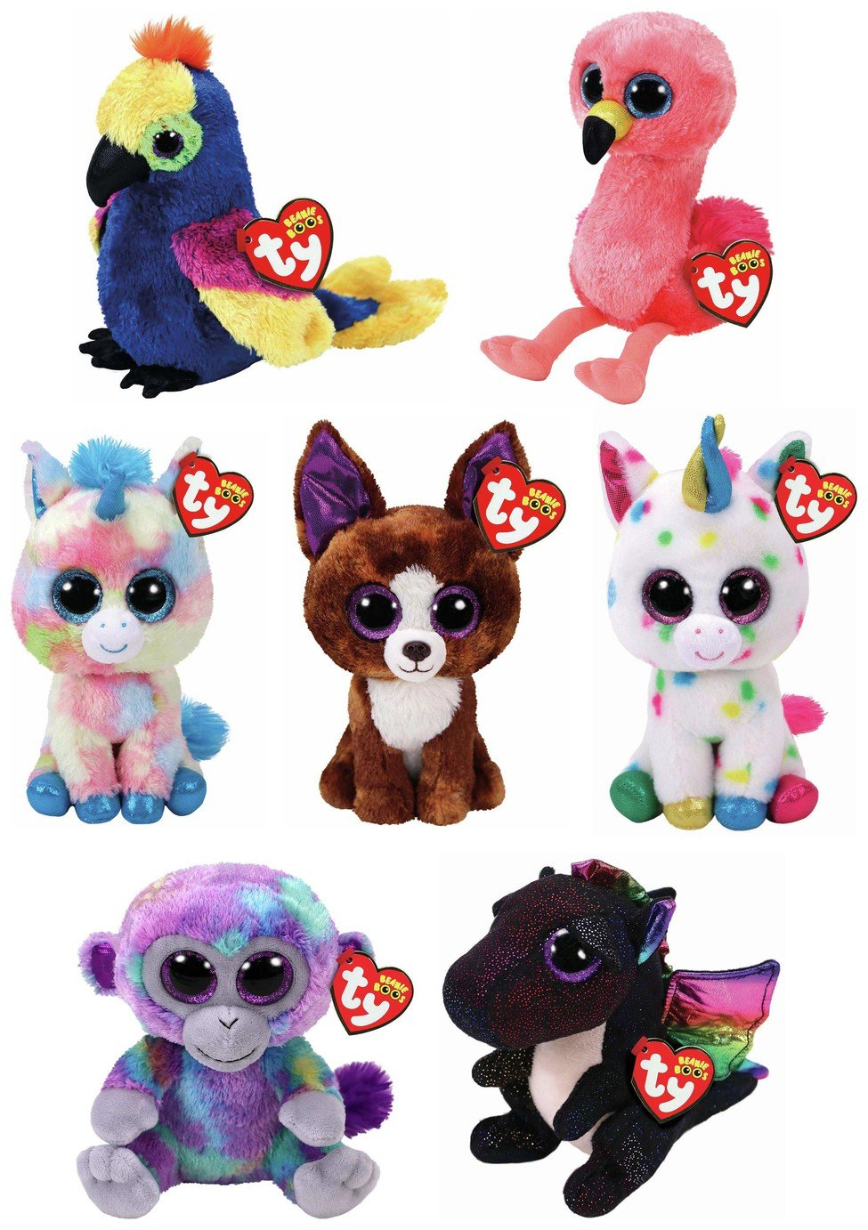Image of Beanie Boos Assortment