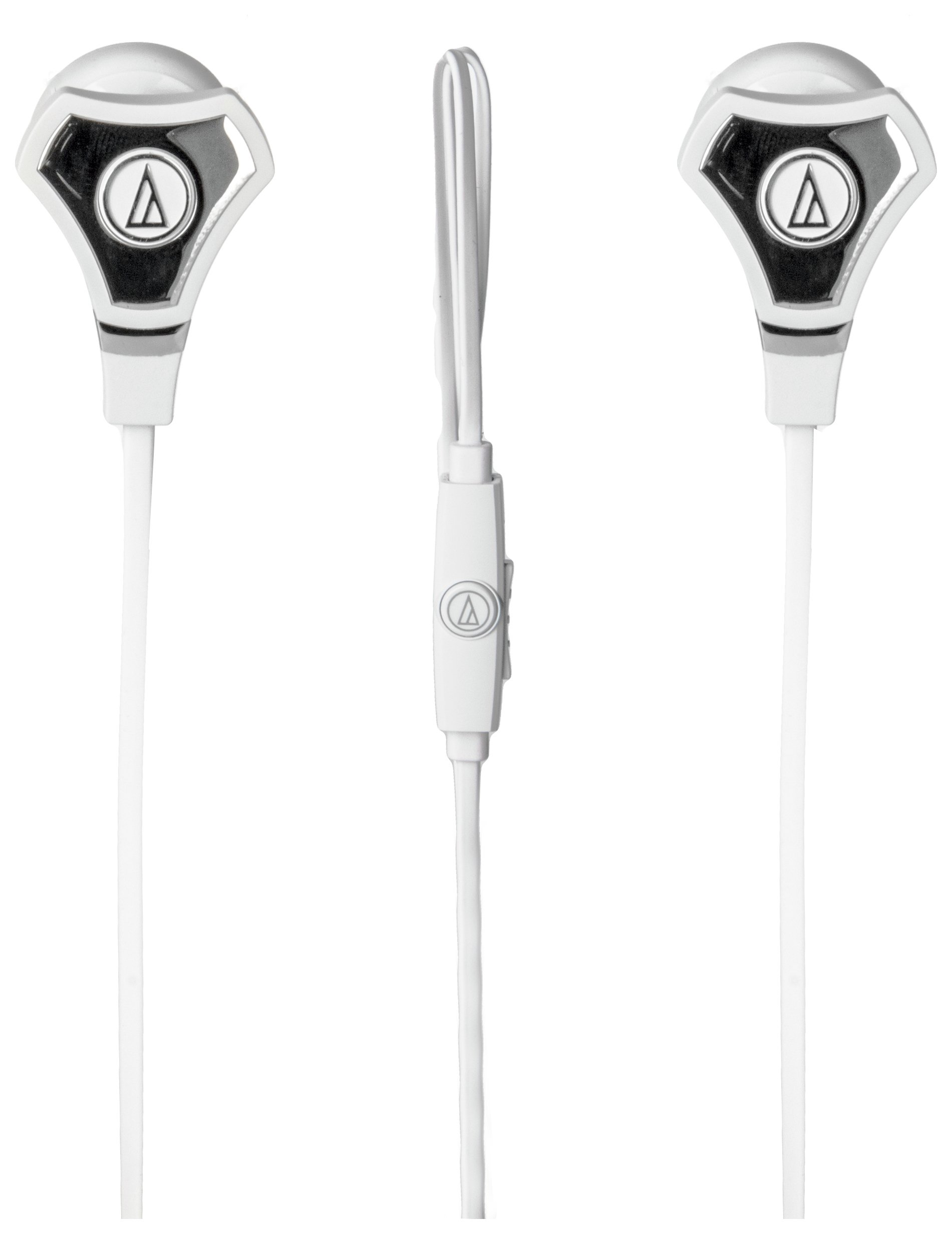 Audio-Technica Audio Technica - Headphones - CHX5iS White