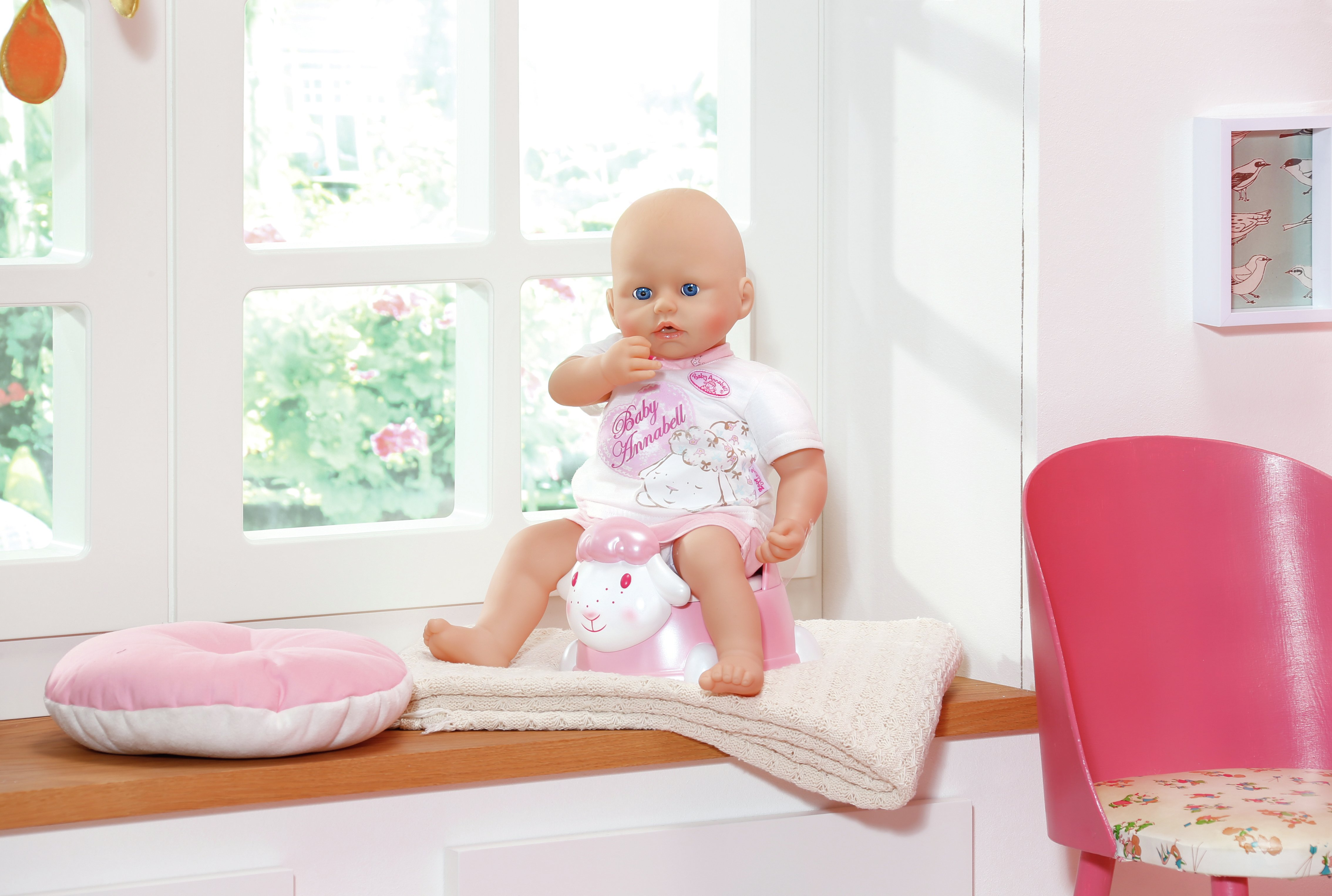 Image of Baby Annabell Interactive Potty