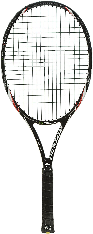 Dunlop - Biomimetic Black Widow Grip 4 Tennis Racket lowest price