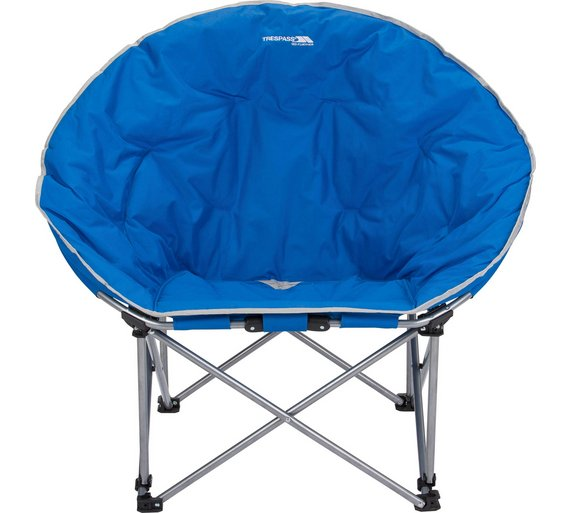 Buy trespass premium moon chair at your for Canadian tire table pliante