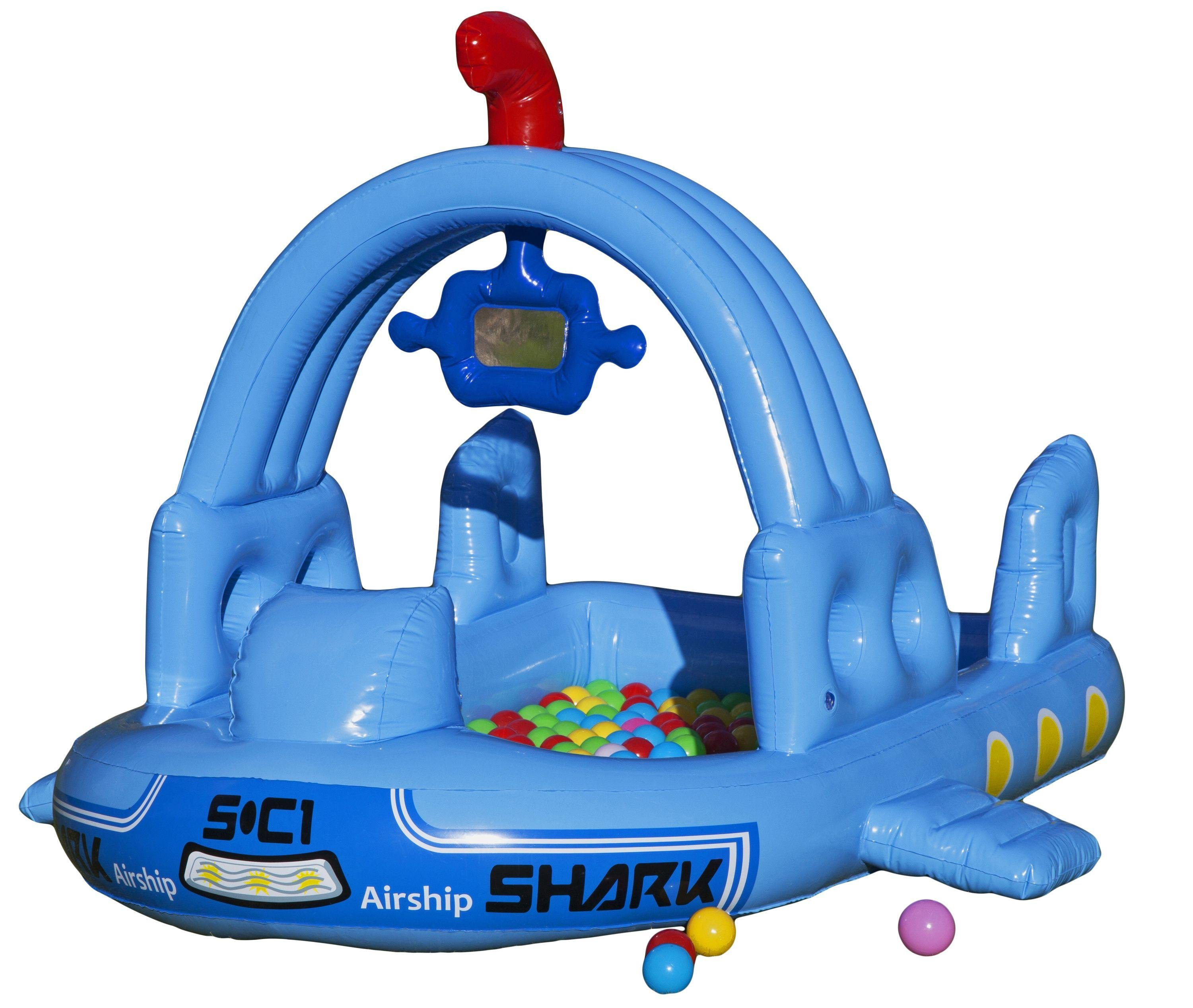 Image of Chad Valley - Boat Ball Pit and Pool