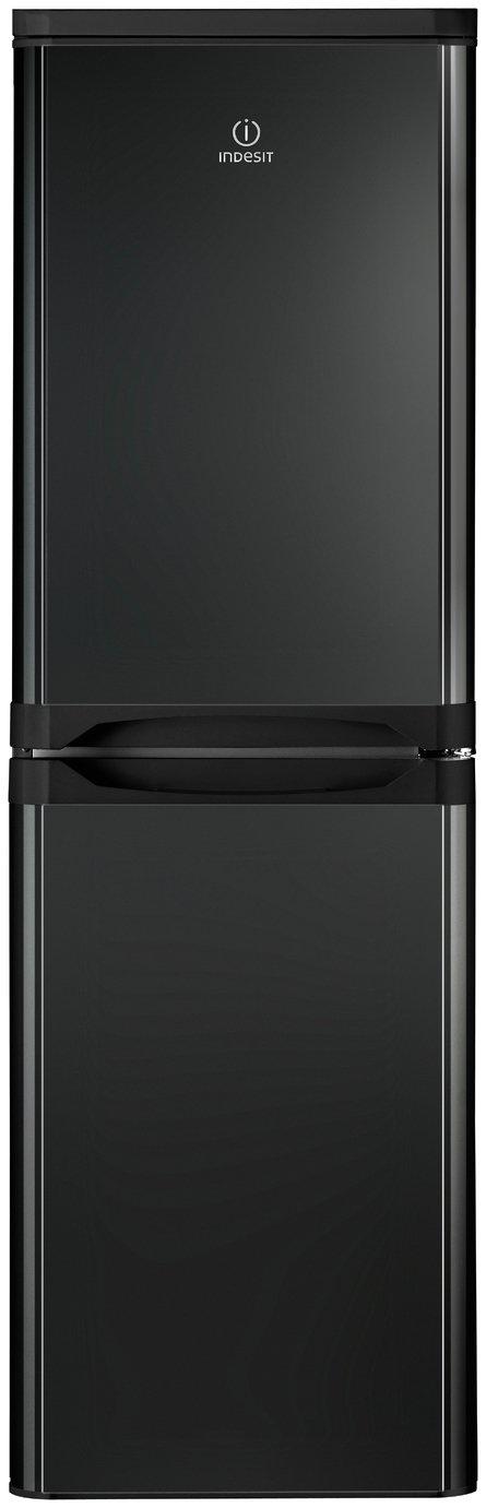indesit-caa55k-fridge-freezer-black