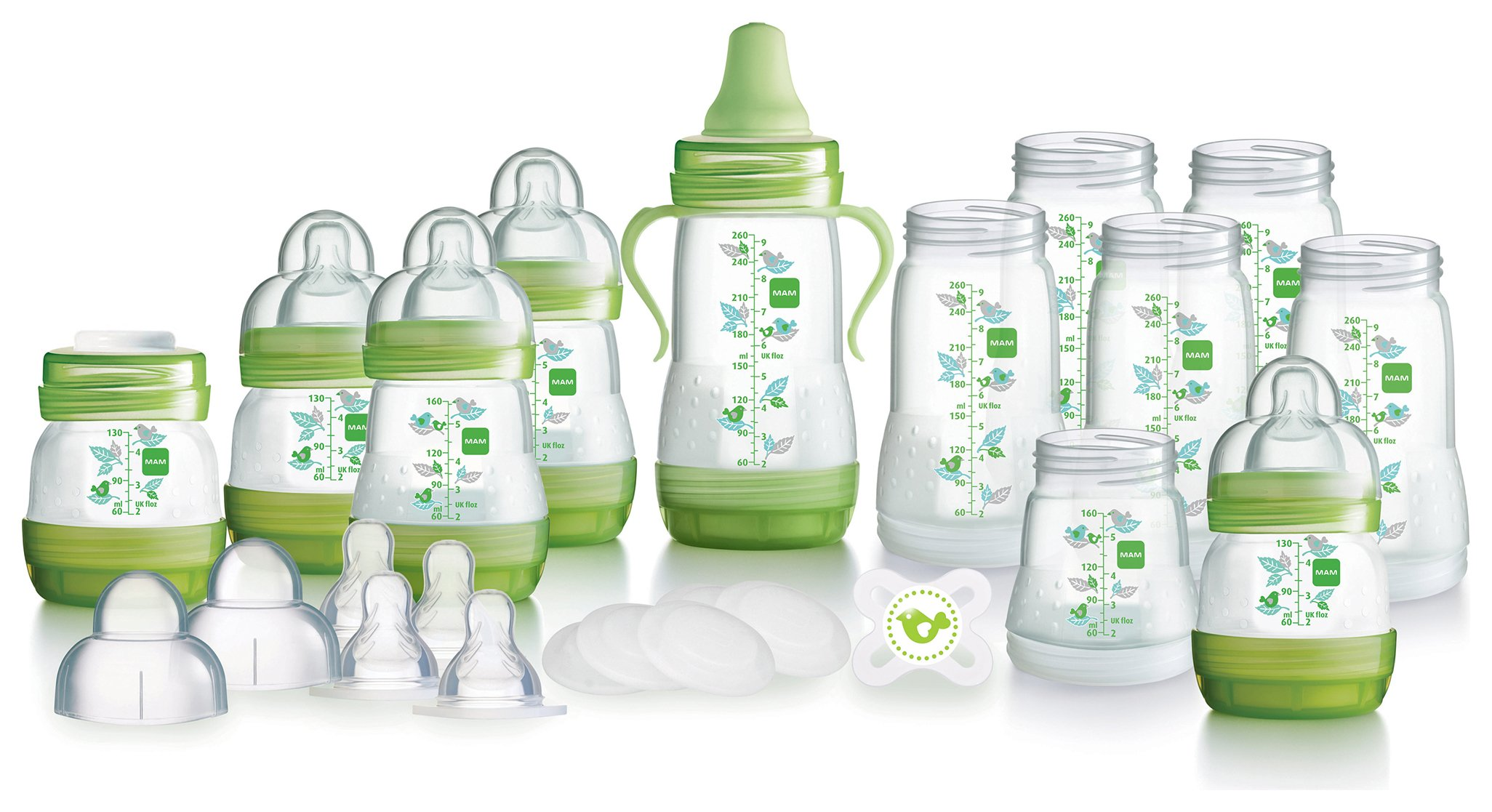 Image of MAM - Anti Colic Bottle Starter Set