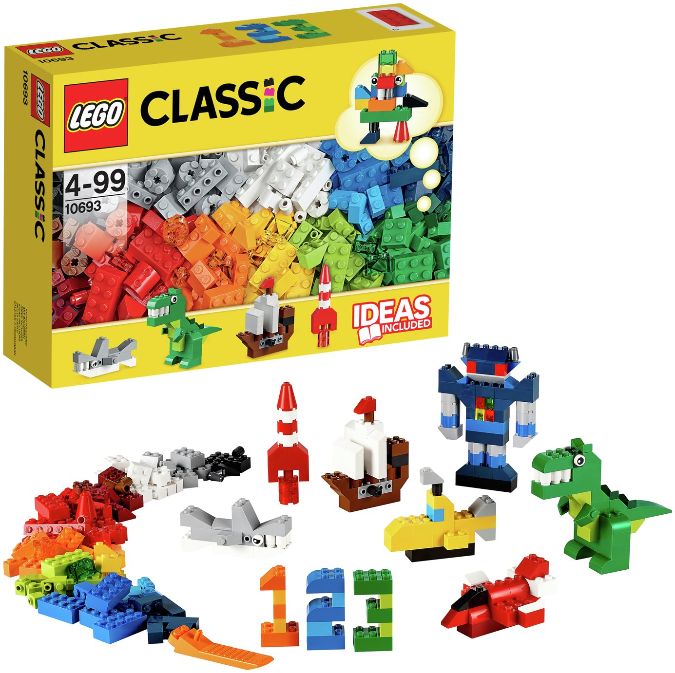 LEGO Classic Creative Supplement - 10693