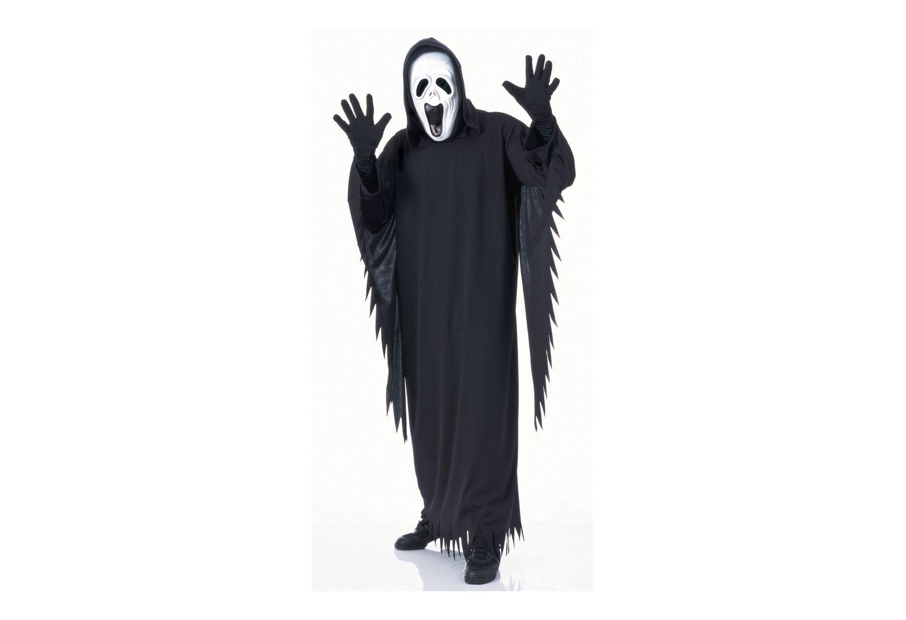 Image of Adult Howling Ghost Fancy Dress Costume