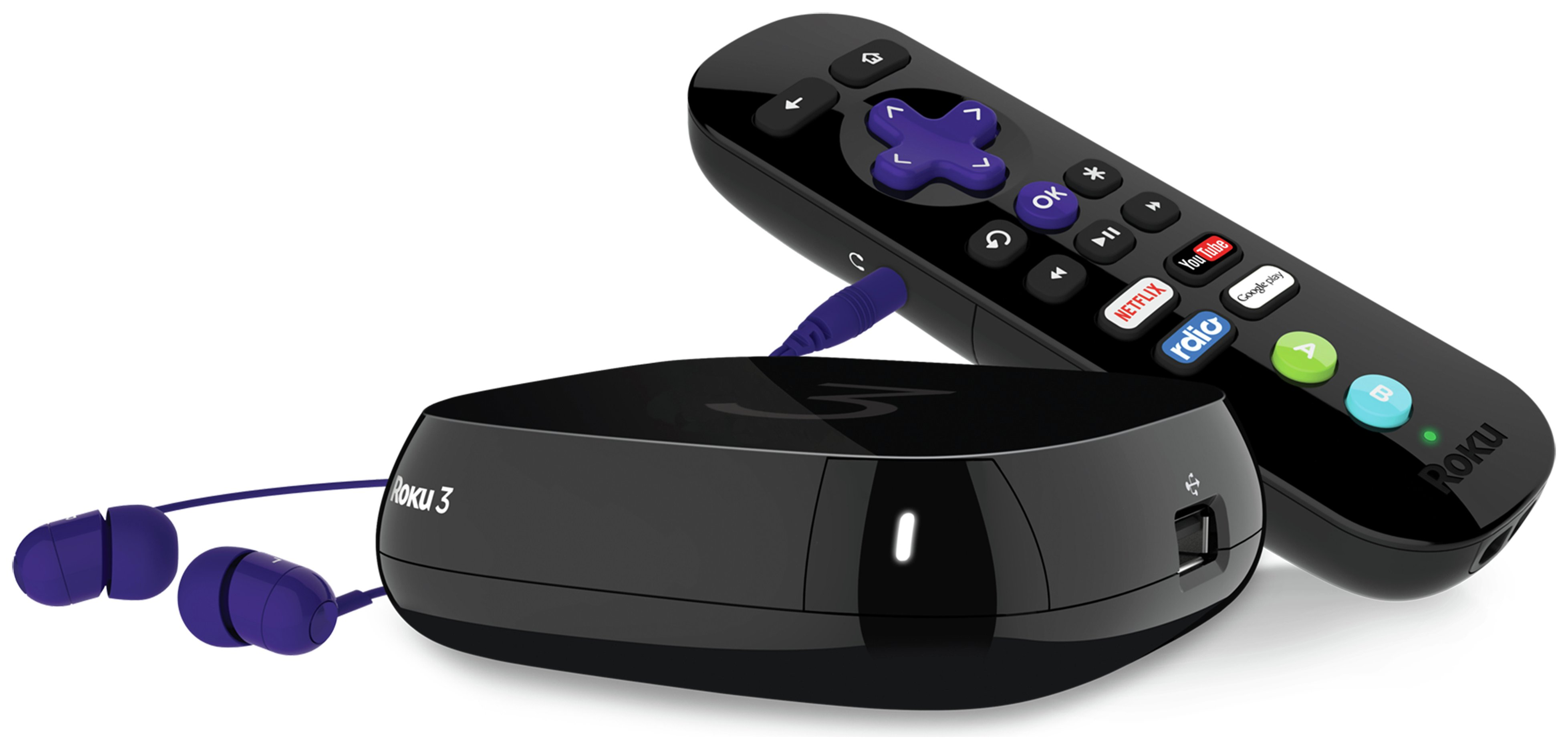 Roku Roku - 3 Media Streamer 4200EU