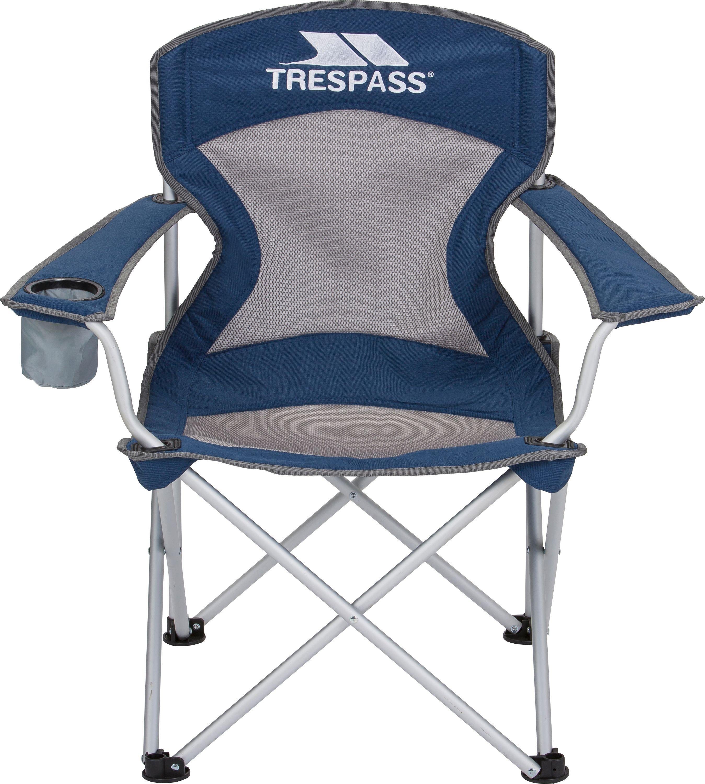 Trespass - Alum Deluxe Camping Chair lowest price