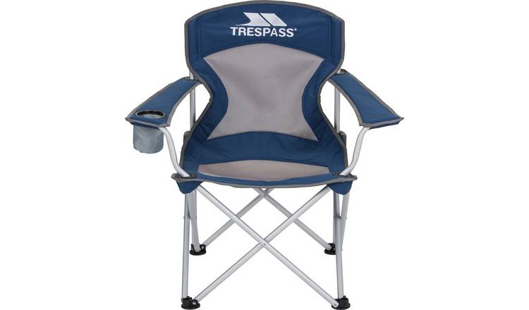 Trespass Aluminium Deluxe Camping Chair