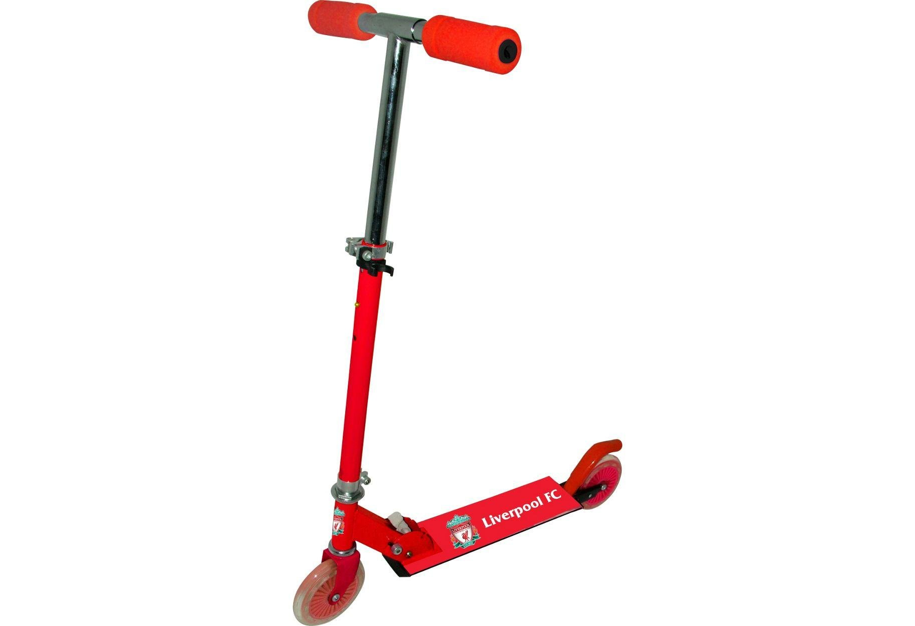 Buy Liverpool Fc Scooter Red Scooters Argos