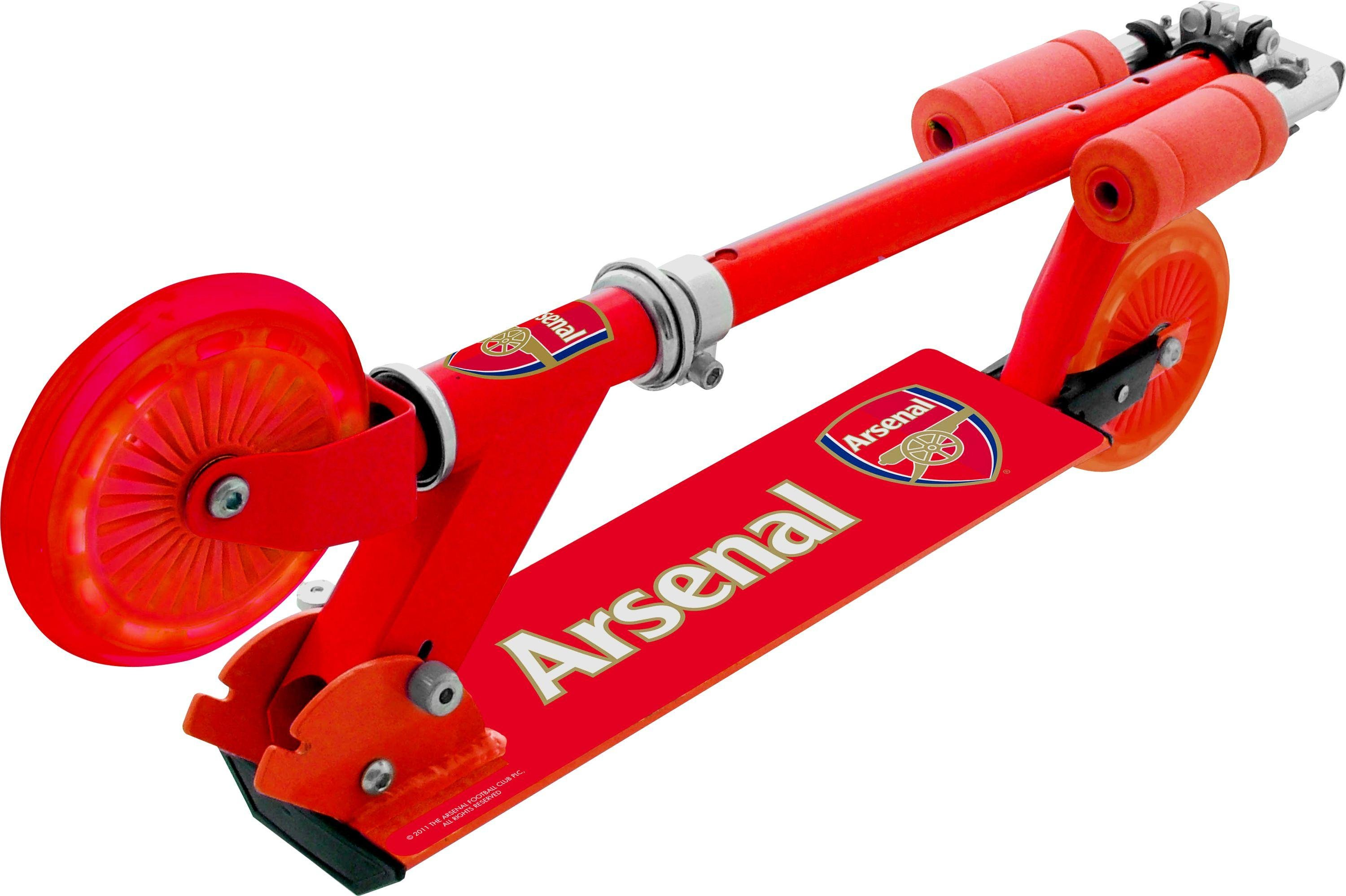 Image of Arsenal FC - Scooter - Red