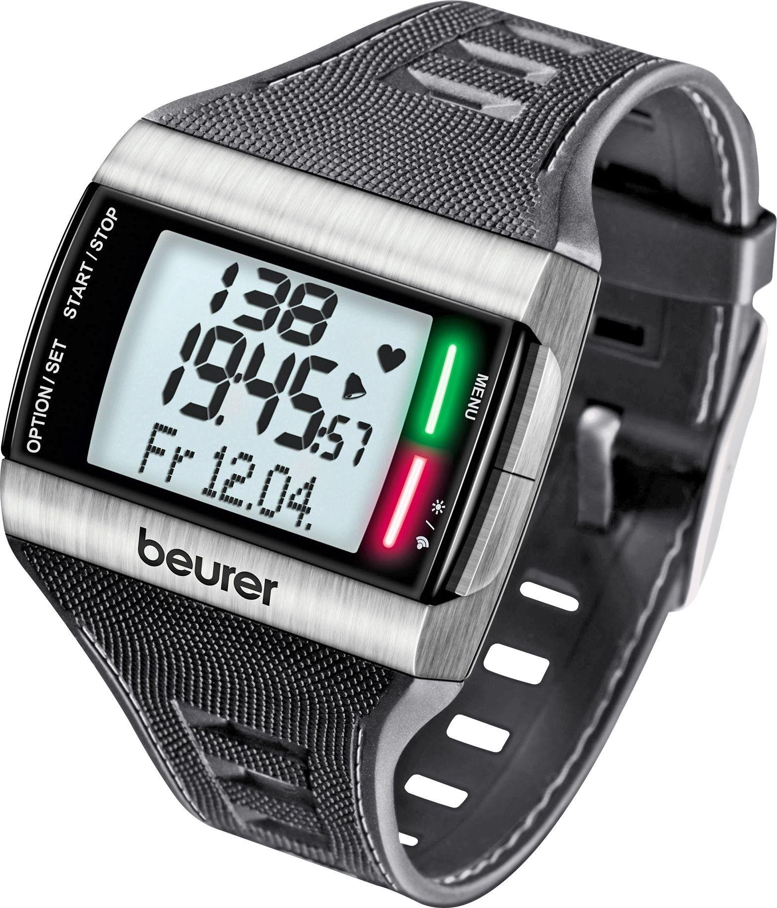 Beurer - PM62 Heart Rate Monitor Watch