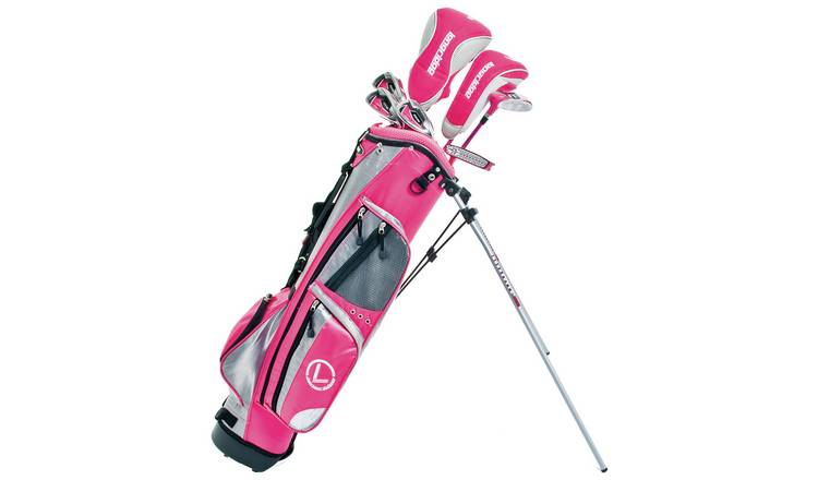 Longridge Challenger Junior Golf Club Set & Bag - Age 13-16