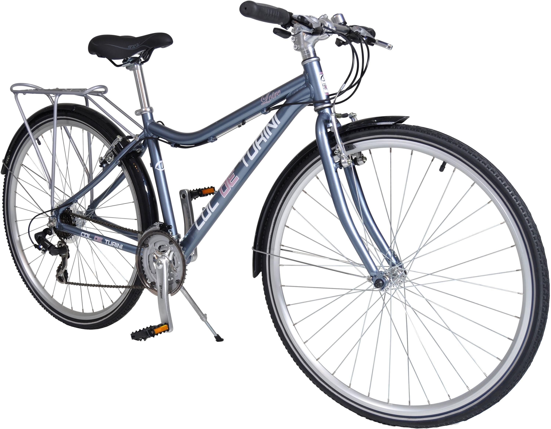 Image of Col de Turini Loire 700c City - Bike - Ladies'