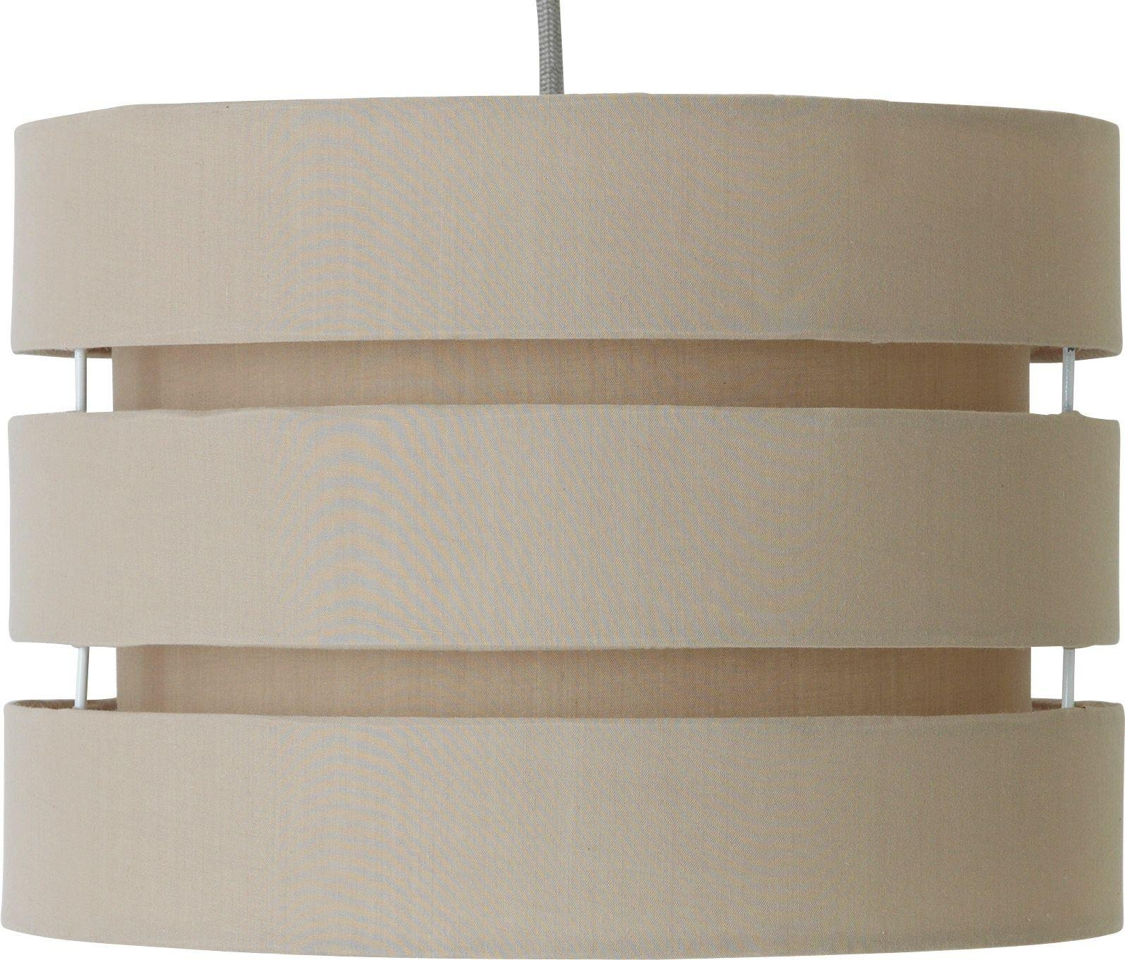 Argos Home 3 Tier Light Shade - Cafe Mocha