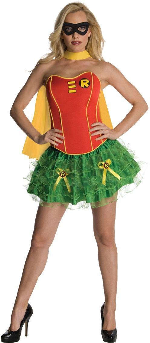 dc-justice-league-robin-corset-costume-size-8-10