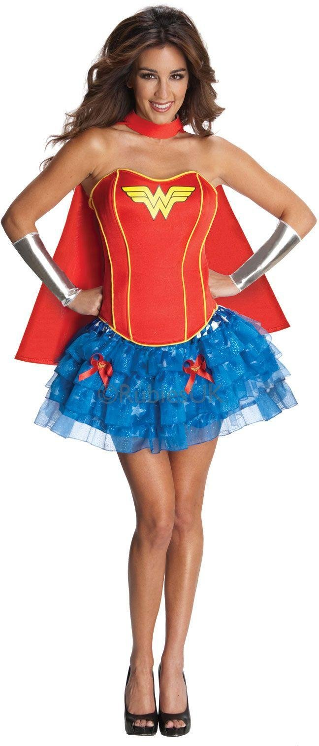 dc-justice-league-wonder-woman-corset-costume-size-12-14