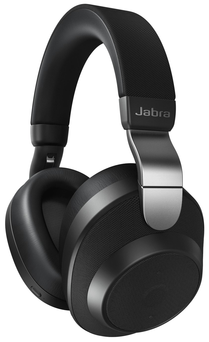 Jabra Elite 85h Over-Ear Wireless Headphones - Black