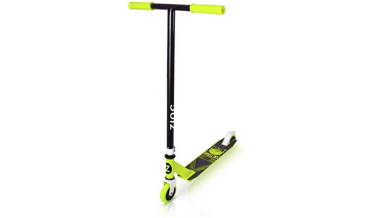 Zinc Detour Stunt Scooter - Yellow