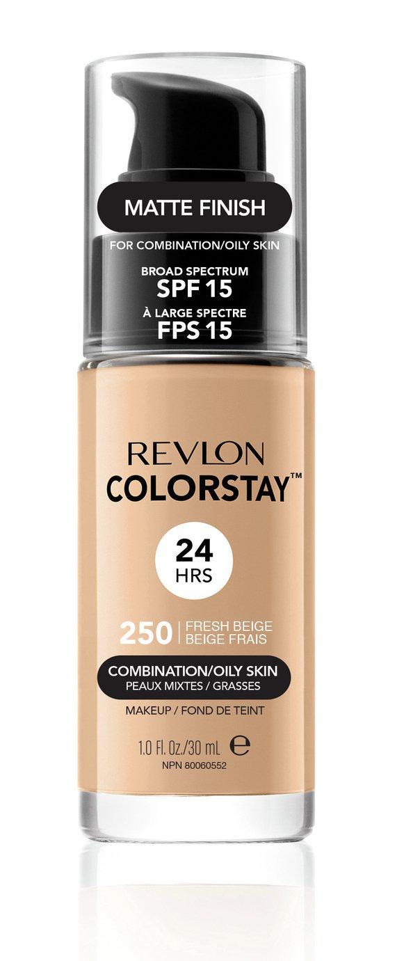 Revlon ColorStay Foundation 30ml - Fresh Beige 250
