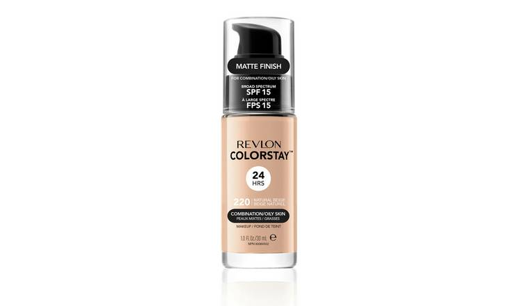 Revlon ColorStay Foundation 30ml - Natural Beige 220