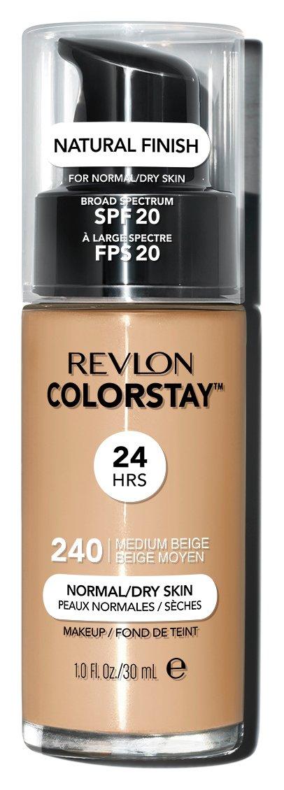 Revlon ColorStay Foundation 30ml - Medium Beige 240