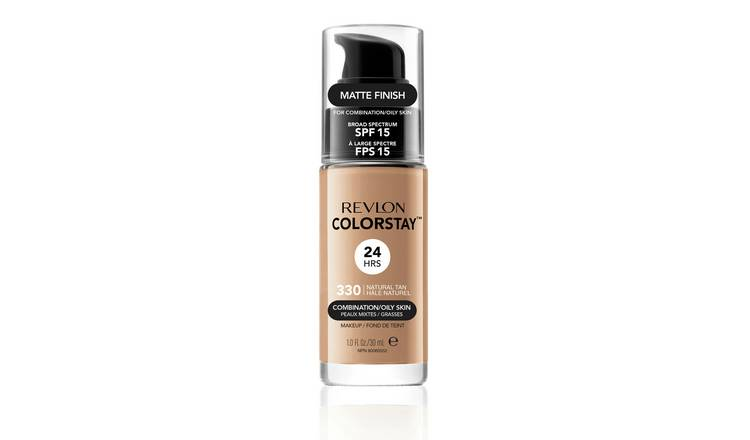Revlon Colorstay Foundation 30ml - Natural Tan 330