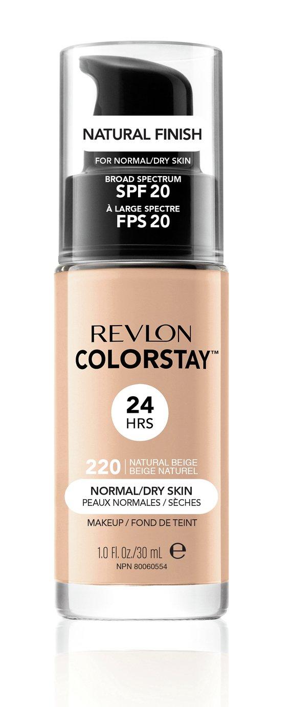 Revlon ColorStay Foundation 30ml - Natural Beige 220