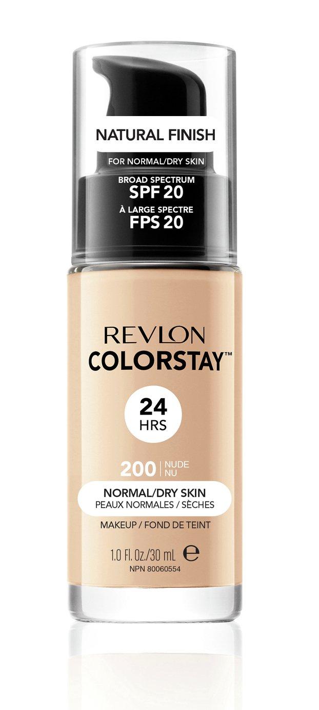 Revlon ColorStay Foundation 30ml - Nude 200