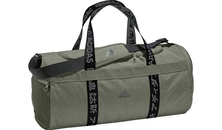 Adidas Athletic Medium Legacy Green Holdall