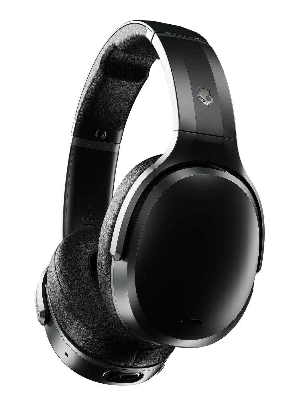 Skullcandy Crusher ANC Over-Ear Wireless Headphones - Black