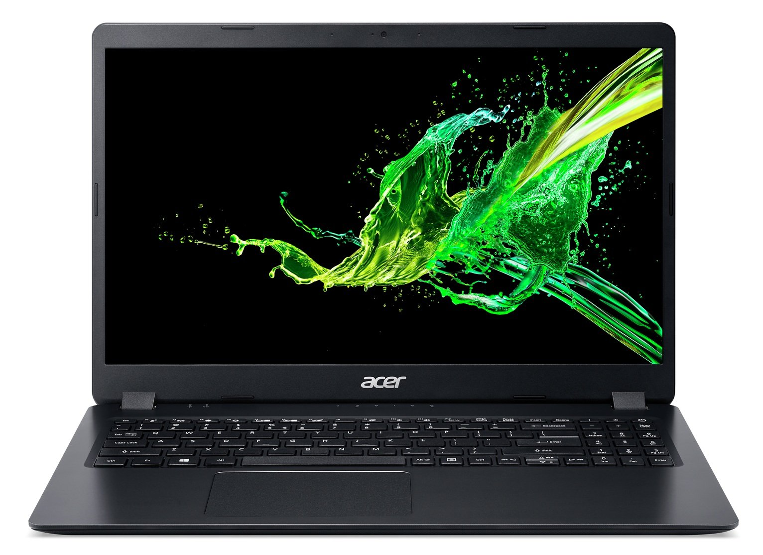 Acer Aspire 3 15.6 Inch Ryzen 5 8GB 1TB FHD Laptop - Black
