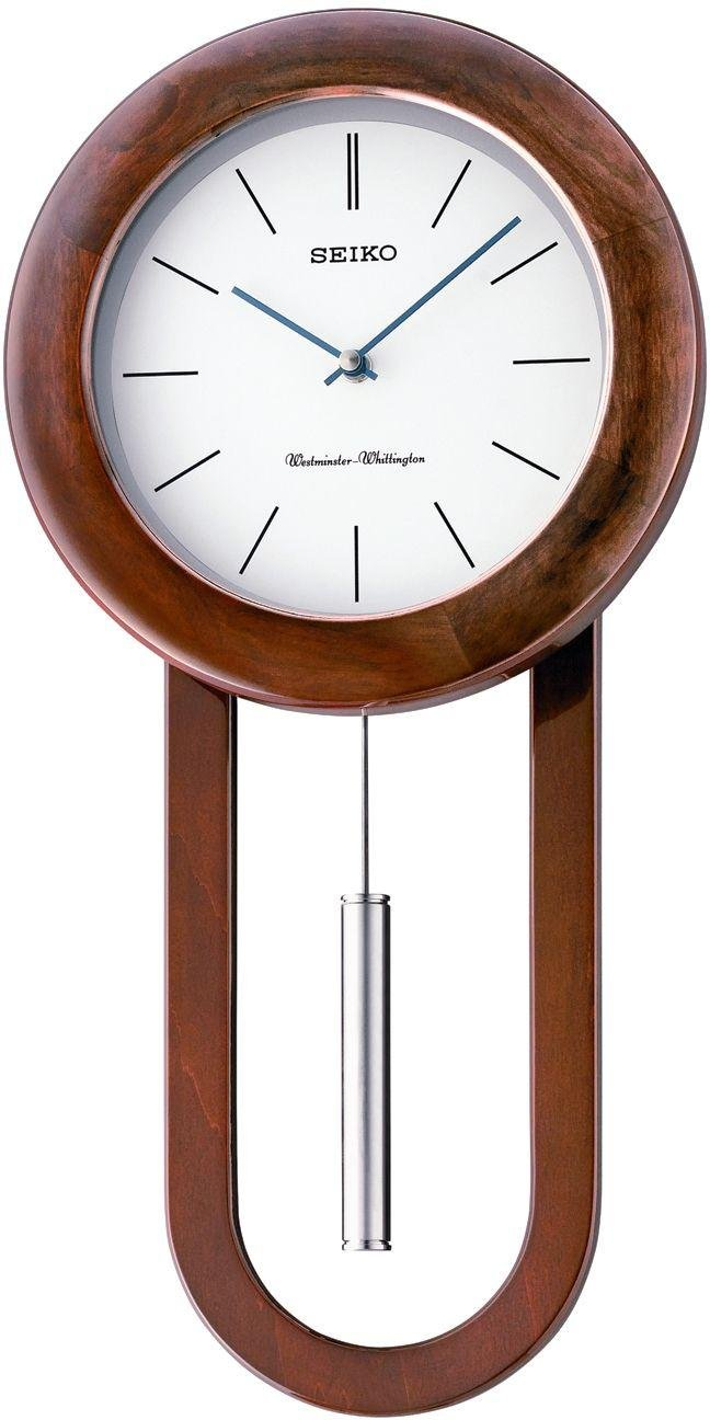 Seiko Contemporary Pendulum Wall Clock Gay Times Uk