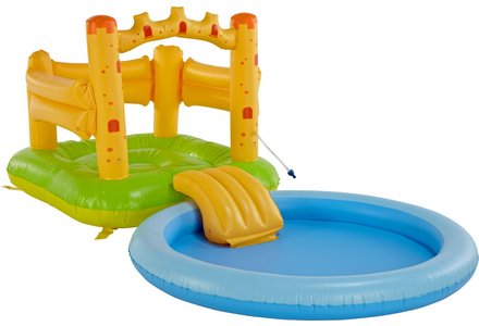 Save up to 1/2 price on selected outdoor toys.