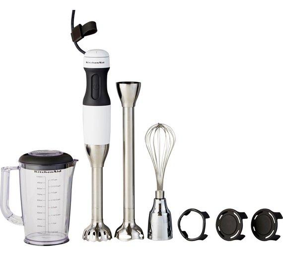 Buy KitchenAid Classic Hand Blender - White at Argos.co.uk - Your ...