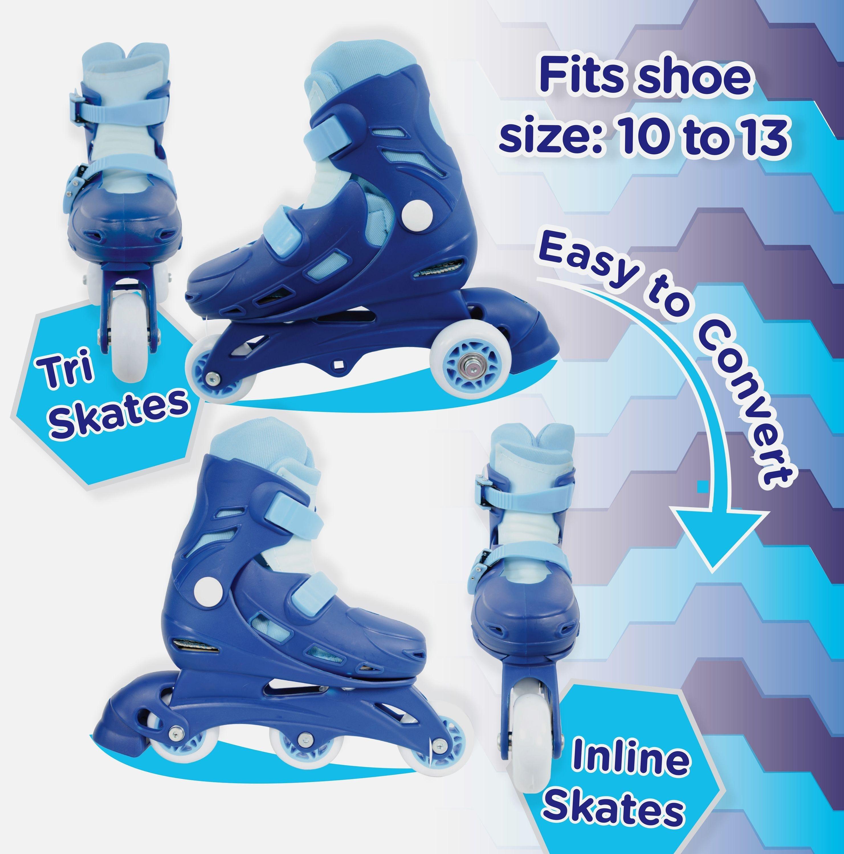Blue Room Inline Skates