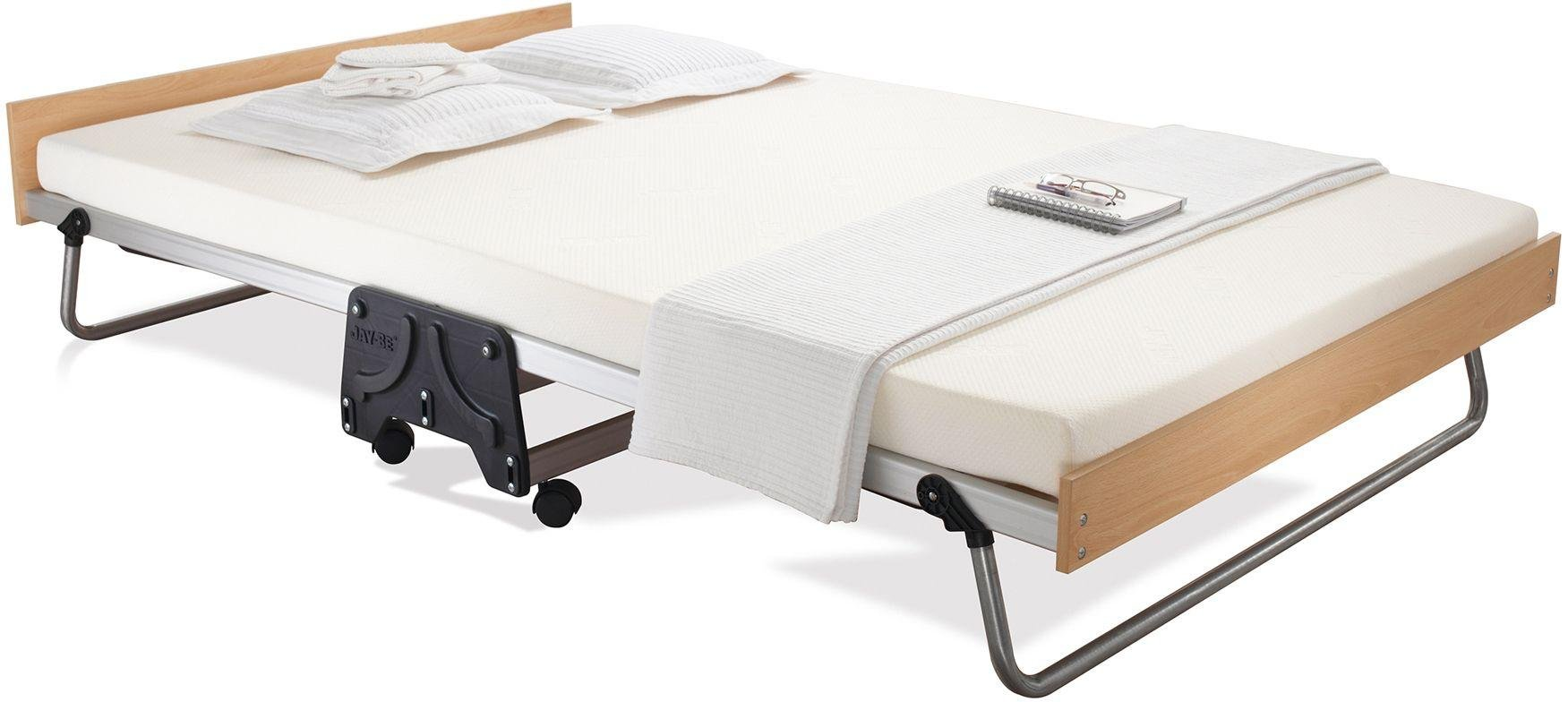 jaybe jbed folding guest bed small double