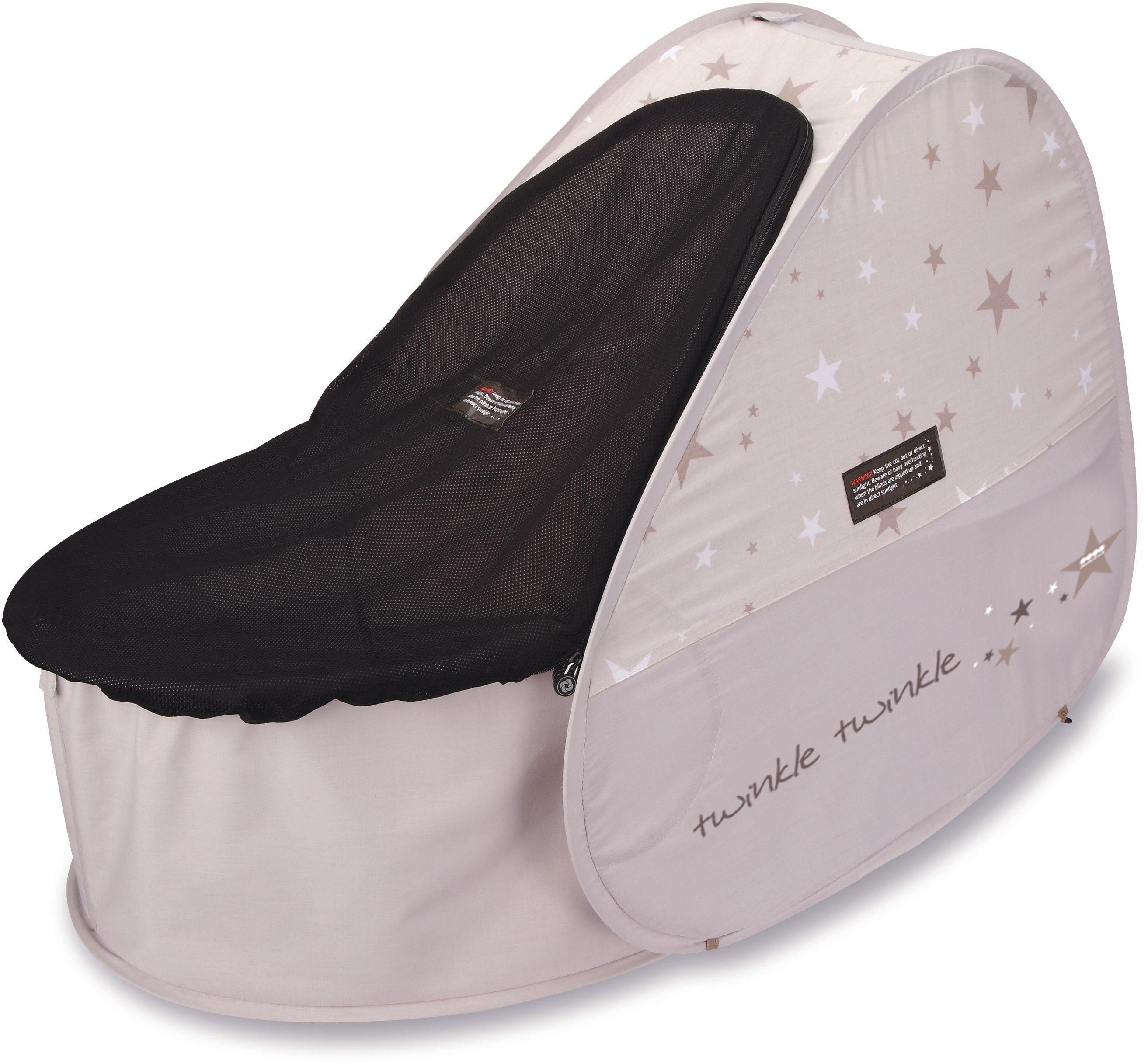 Image of Koo-di - Pop Up Sun and Sleep - Travel Bassinet