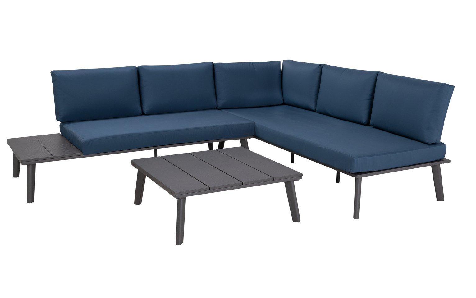 Argos Home Jucar 5 Seater Corner Sofa Set