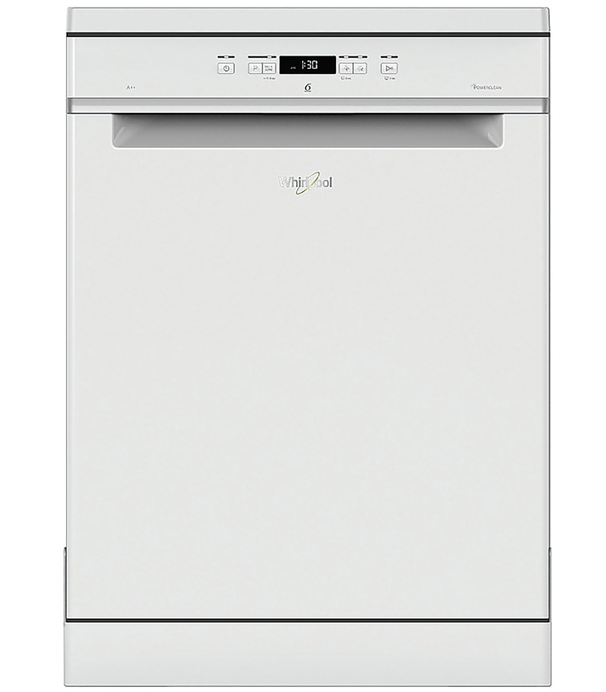 Whirlpool WFC3C24P Full Size Dishwasher - White