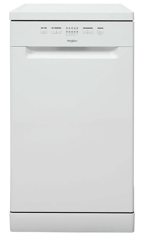 Whirlpool WSFE 2B19 UK Slimline Dishwasher - White