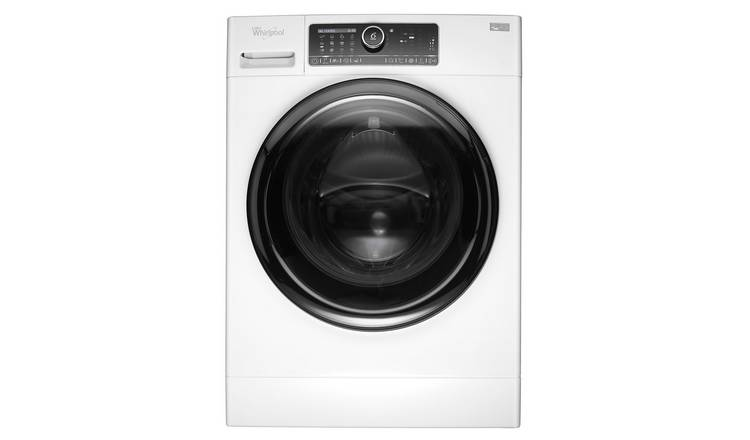Whirlpool FSCR10432 10KG 1400 Spin Washing Machine - White