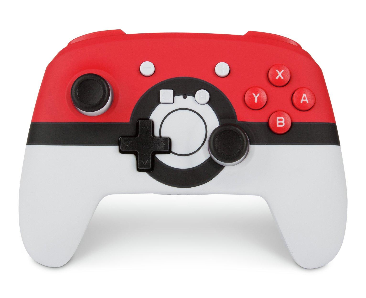 Wireless Controller for Nintendo Switch - Pokeball