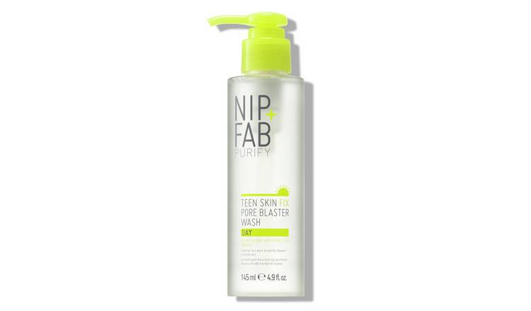 NIP+FAB Teen Skin Fix Day Wash - 145ml