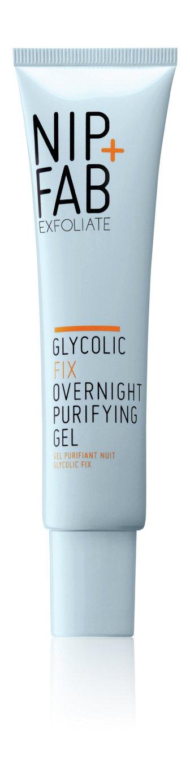 NIP+FAB Glycolic Fix Overnight Gel - 40ml