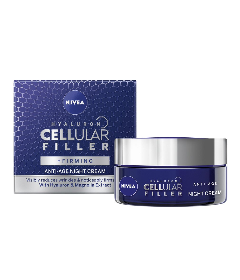 Nivea Cellular Anti-Age Night Cream - 50ml
