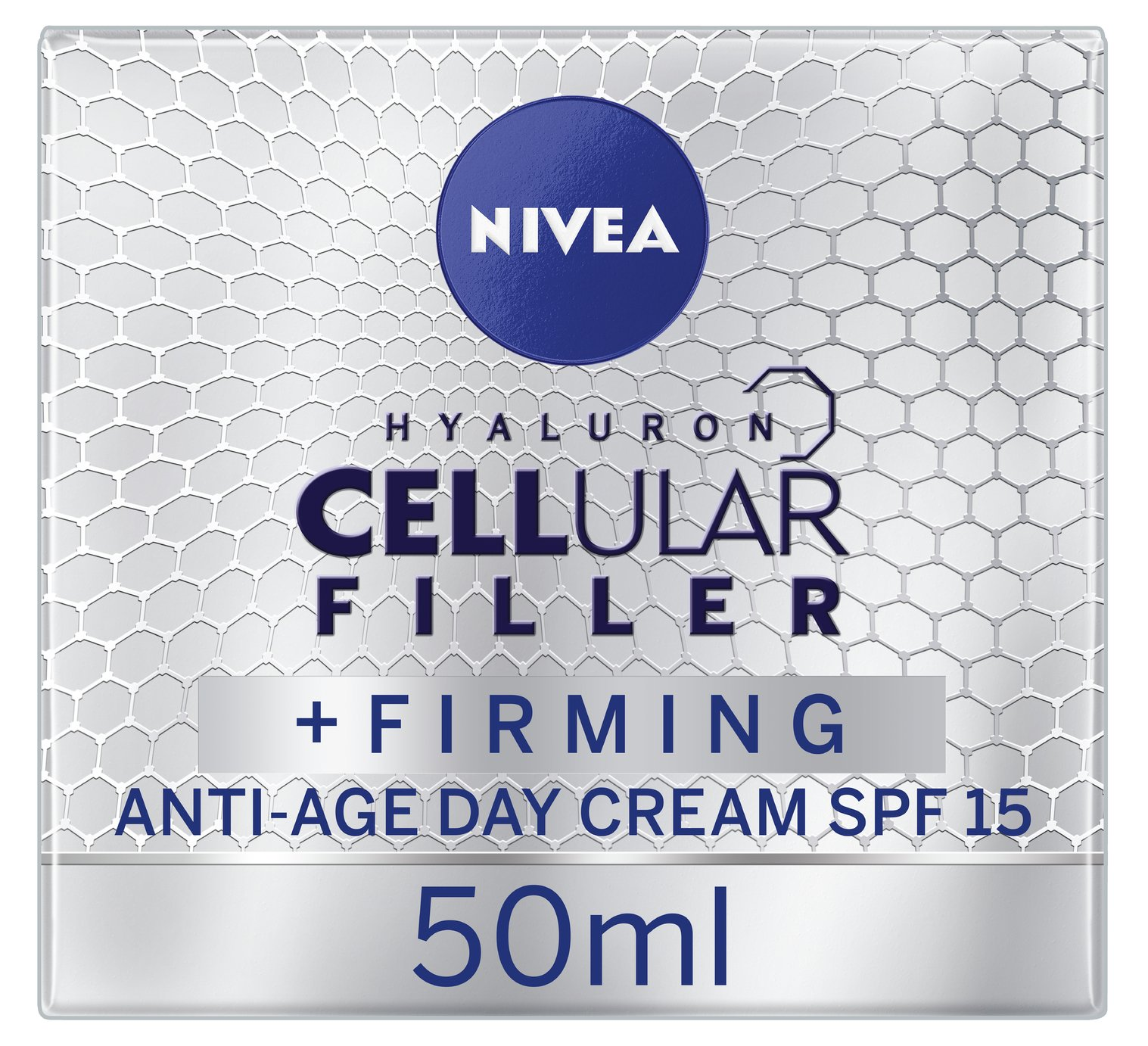 NIVEA Hyaluron Cellular Filler Anti-Age Day Cream - 50ml