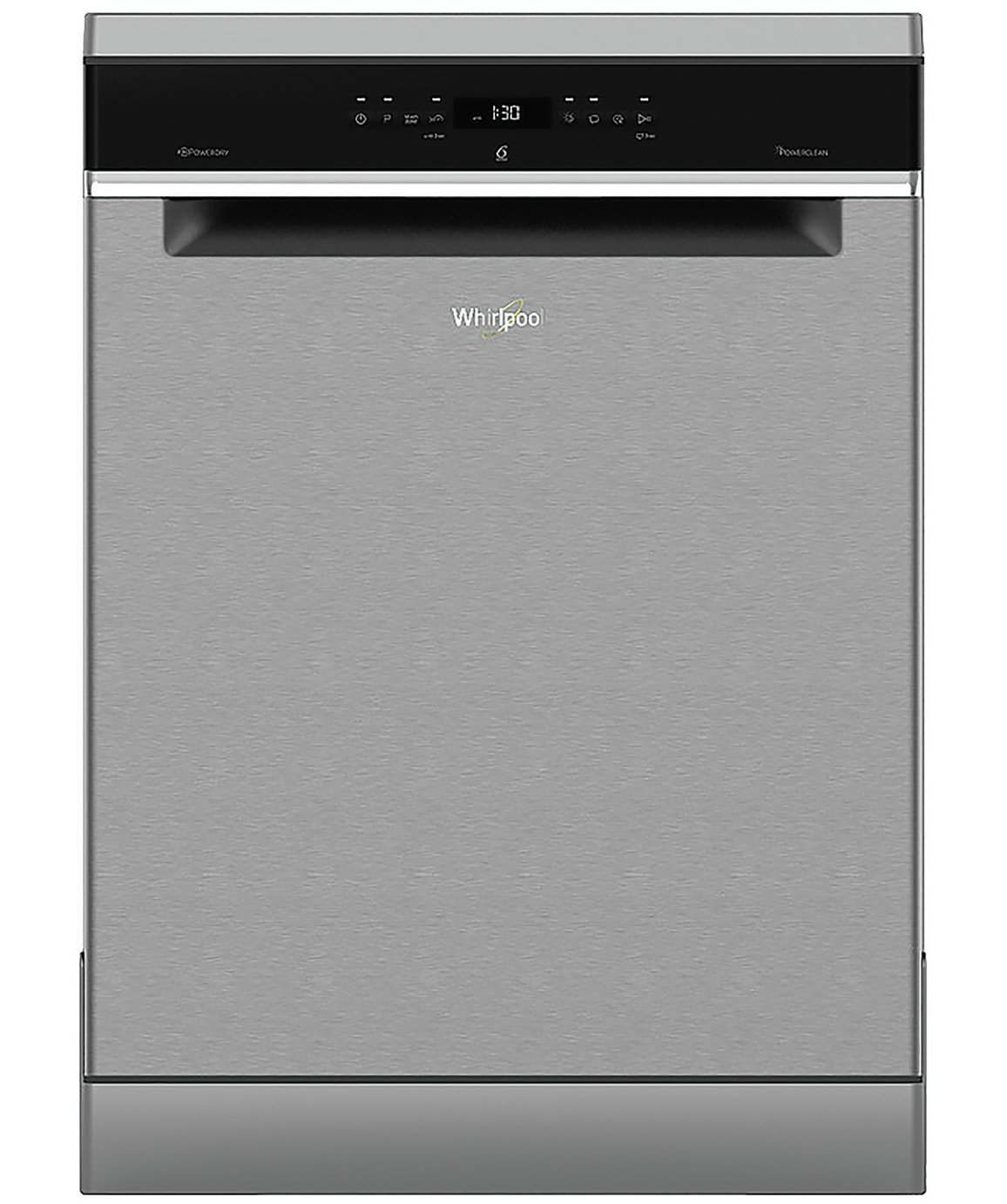 Whirlpool WFO 3P33 DL X Full Size Dishwasher - S/Steel